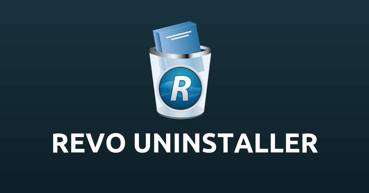 Revo Uninstaller Pro Full Version Crack