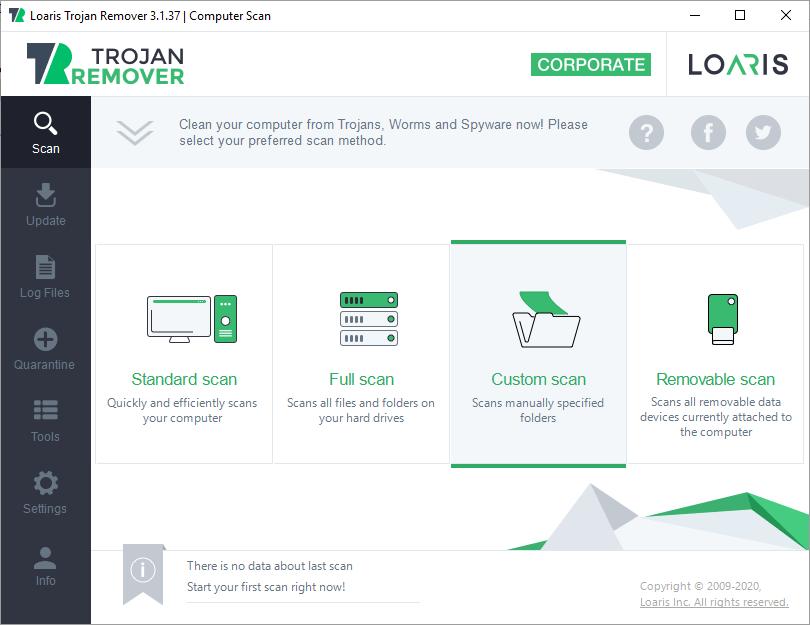 Loaris Trojan Remover Crack Key