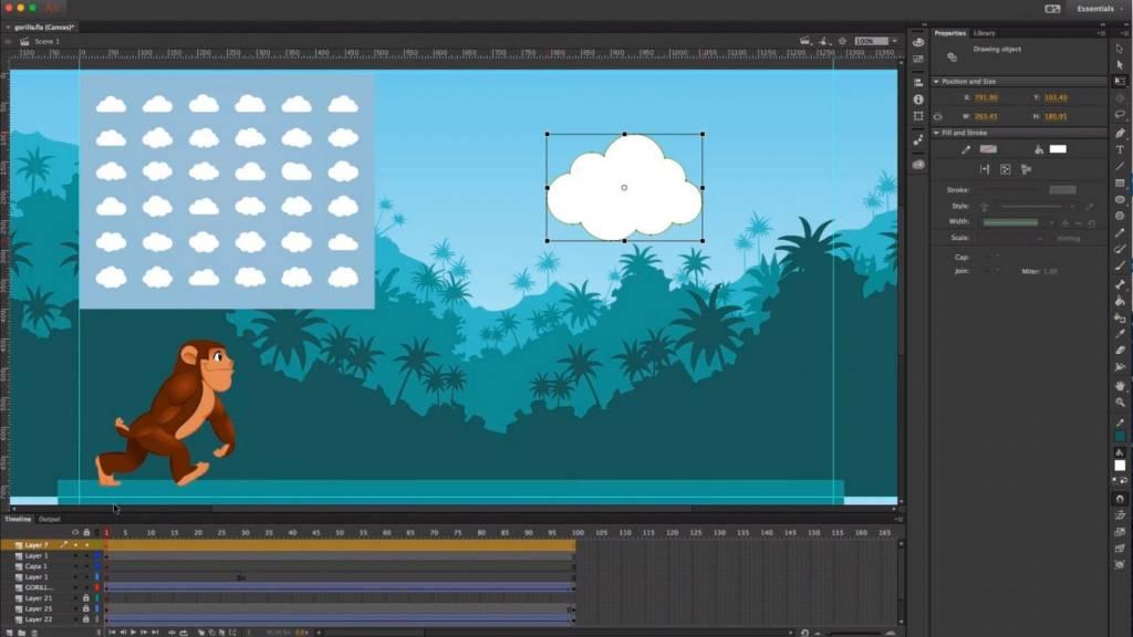 Adobe Animate Free Download