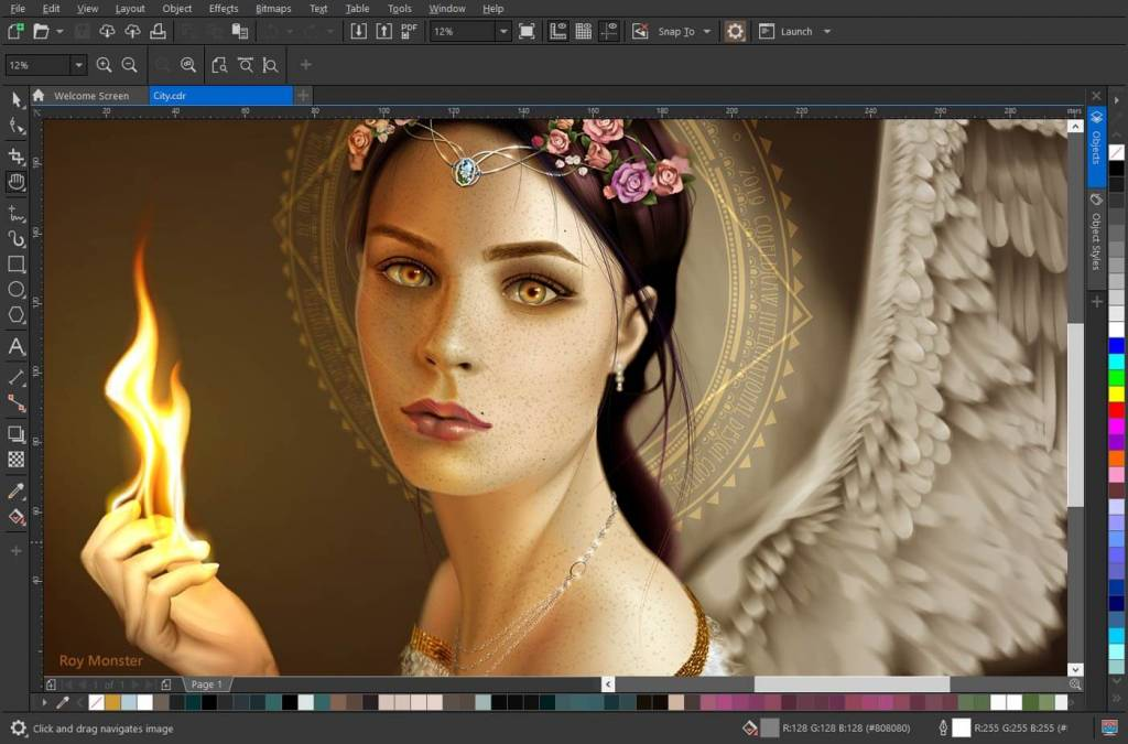 CorelDRAW Graphics Suite 2020 Full Crack