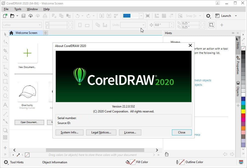 coreldraw graphics suite 2020 crack 64 bit