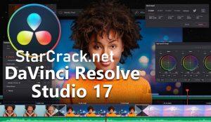 DaVinci Resolve Studio 17 Crack