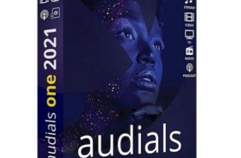 Audials One Platinum 2022.0.79.0 Crack + Serial Key [Updated]