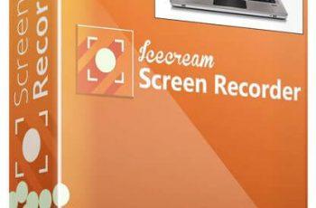 IceCream Screen Recorder Pro 6.26 Crack + Activation Key Full Download
