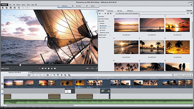 MAGIX Photostory Deluxe v20.0.1.72 With Crack & Keygen Download 2021
