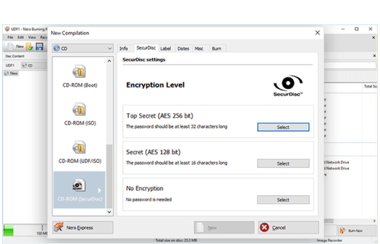 Nero Burning ROM 23.5.1020 Crack With Serial Key Free Download