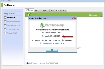 CardRecovery 6.30.0216 Crack + License Number Latest Download 2021