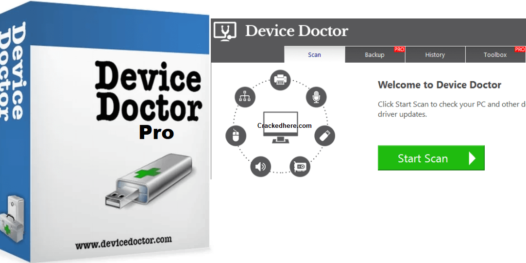 Device Doctor Pro 5.3.521.0 Crack + Activation Code 2021