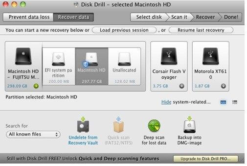 Disk Drill Pro 4.3.586.0 Crack With Serial Key Latest version Download
