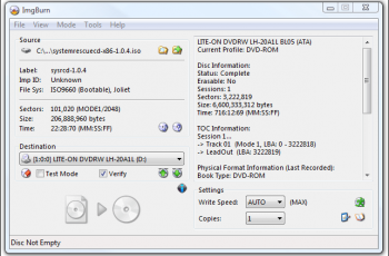 SystemRescueCd 8.04 With Crack With License Key Download 2022