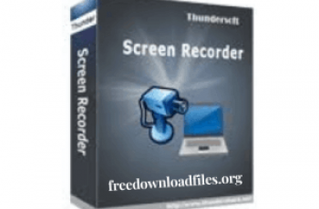 ThunderSoft Screen Recorder Pro 11.1.0 With License Number Download 2022