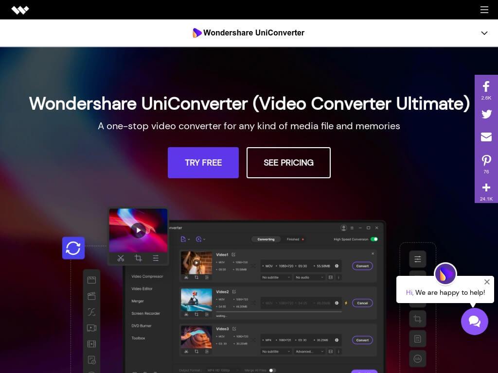 Wondershare UniConverter 13.1.0.72 Crack + License Number Download 2021