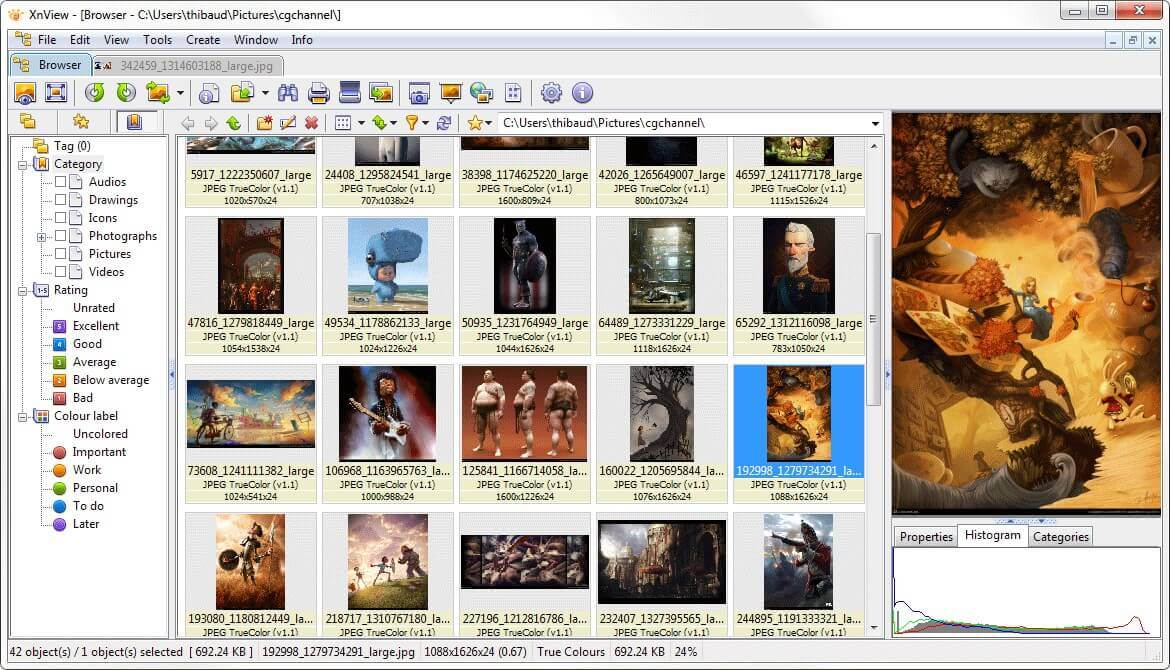 XnView 2.50.1.0 Crack With License Key 2021 Latest Download